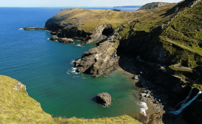 Tintagel: One of the Most Beautiful Villages in North Cornwall