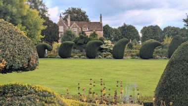 The Courts Garden