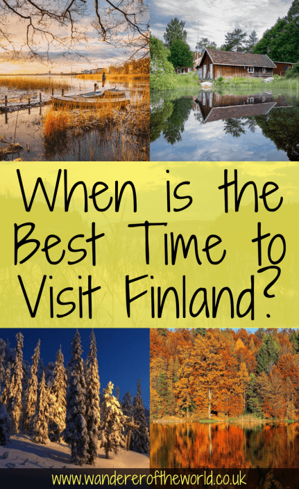 When is the Best Time to Visit Finland?