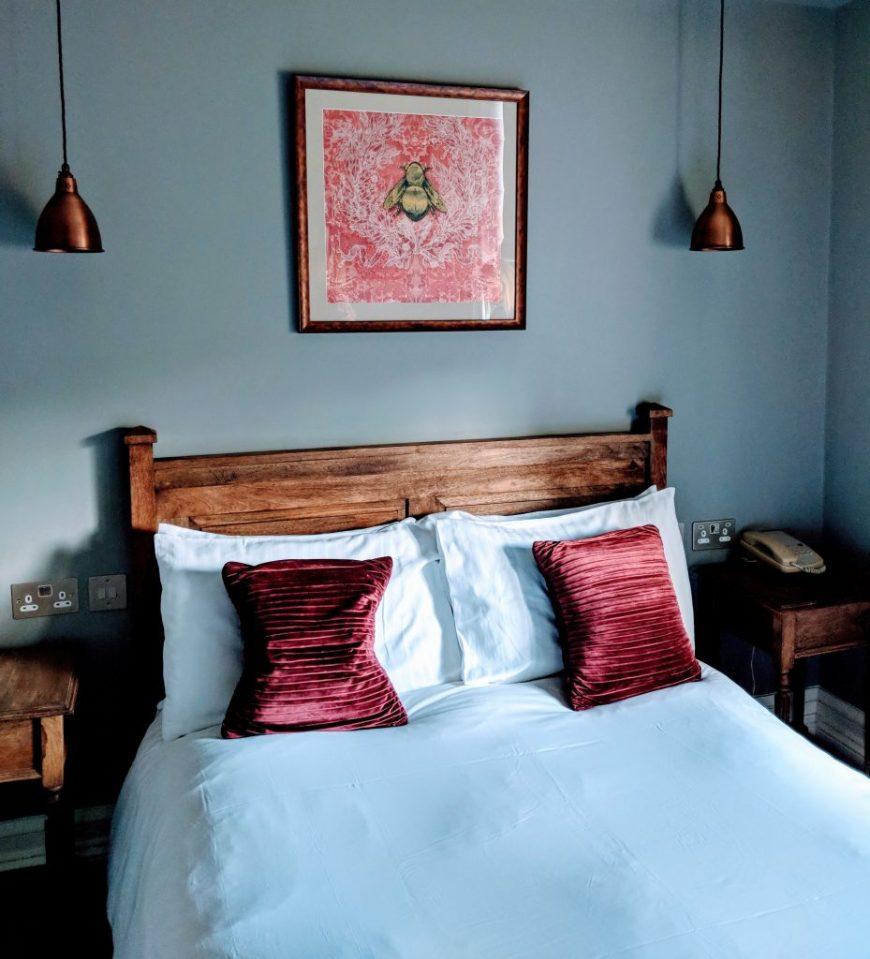 Bedroom Suite at Cotswold Grange Hotel, Cheltenham