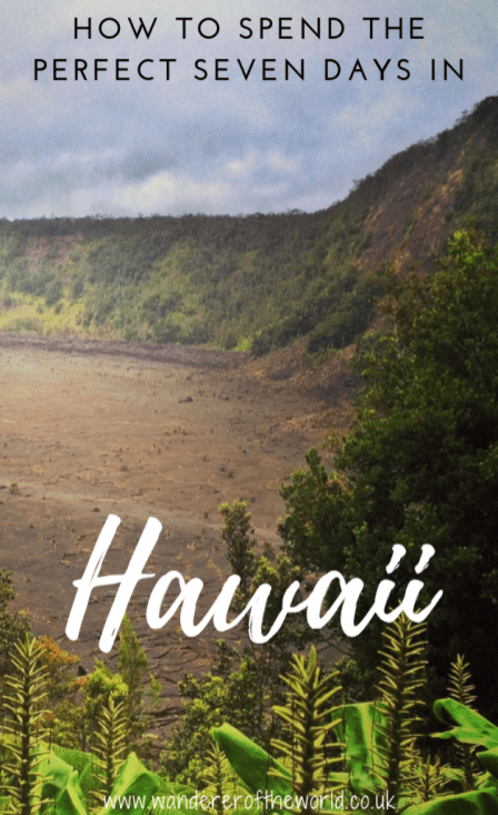 Your Perfect 7 Days in Hawaii Itinerary