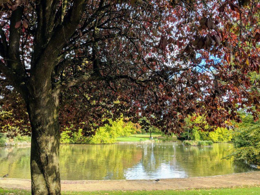 Cheltenham parks and gardens