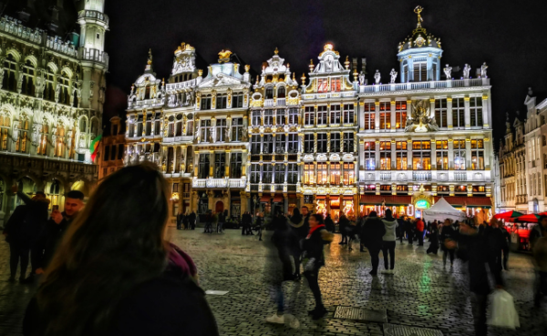 Brussels At Night: A Guide for First Time Visitors
