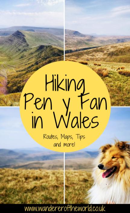 Hiking Pen Y Fan & Corn Du: Routes, Maps & Tips
