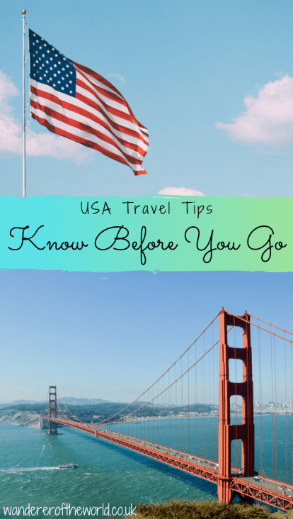 30 Things to Know Before Travelling to America for the First Time