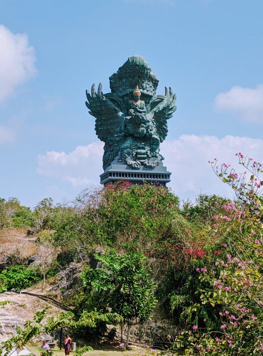 GWK Statue, Bali