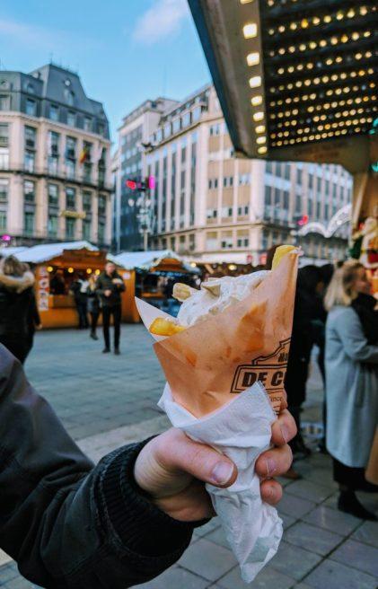 Belgian Frites, Brussels