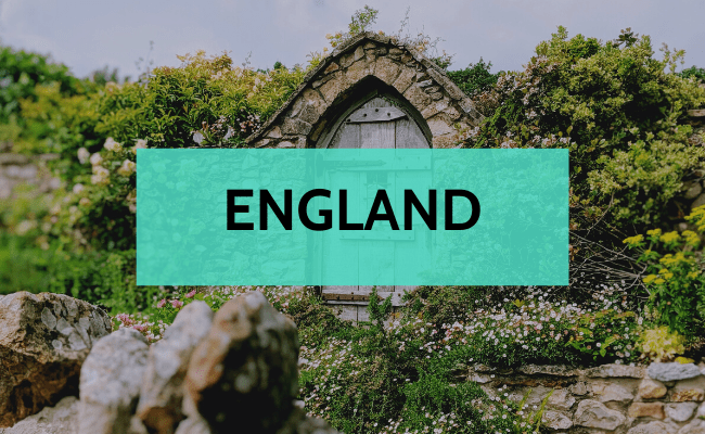 England Travel Blogs
