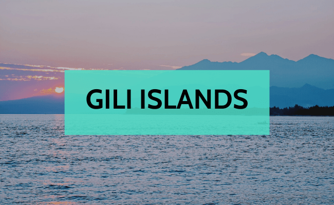 Gili Islands Travel Blogs