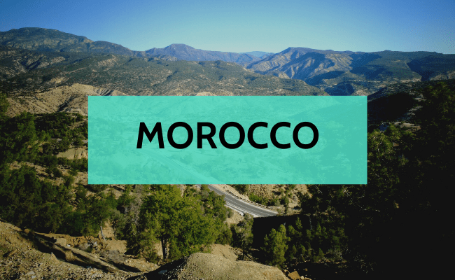 Morocco Travel Blogs