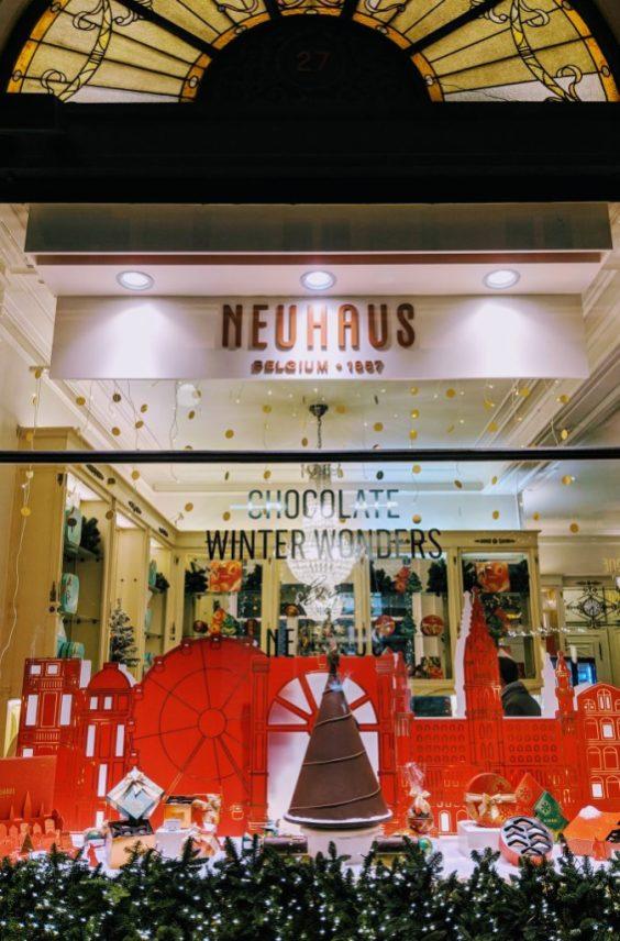 Neuhaus Flagship Store, Brussels