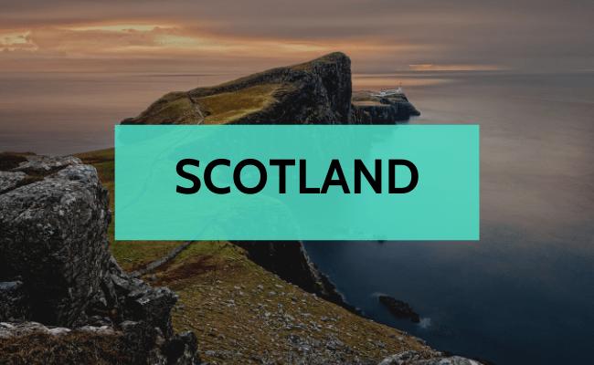 Scotland Travel Blogs