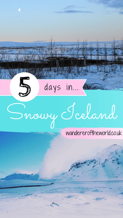 Easy 5 Day Iceland Road Trip Itinerary For First Time Visitors