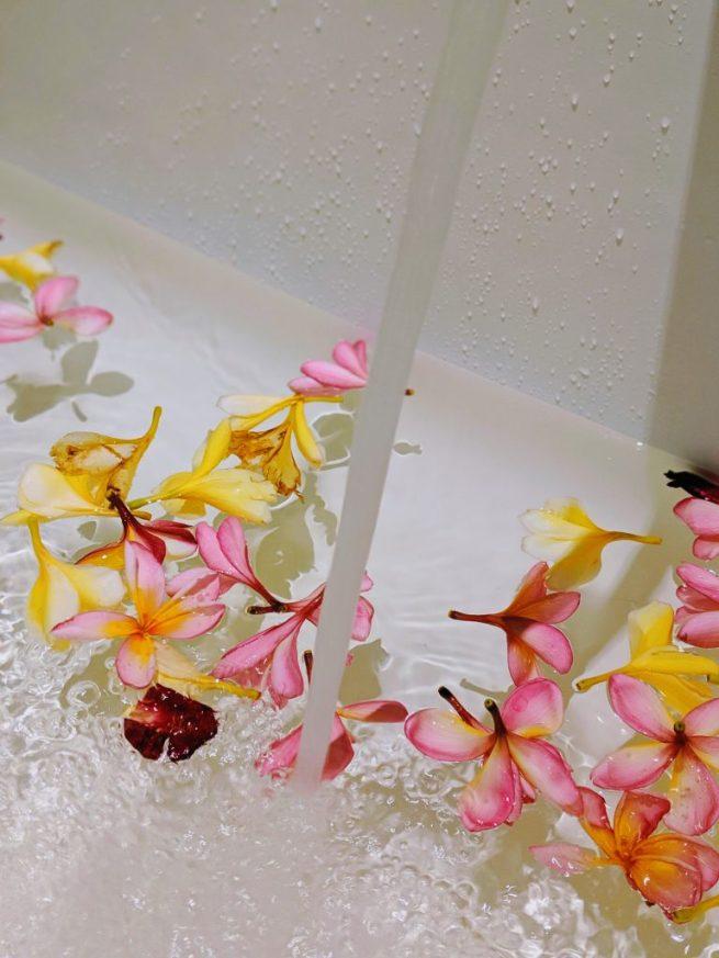 Flower Bath Bali