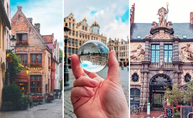 3 Days in Belgium Itinerary (3 Cities in 3 Days!)