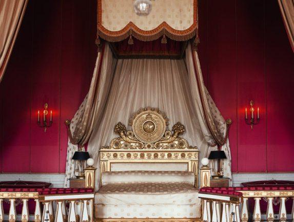 Paris hotel bedroom