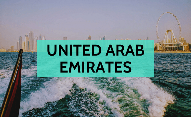 UAE Travel Blogs