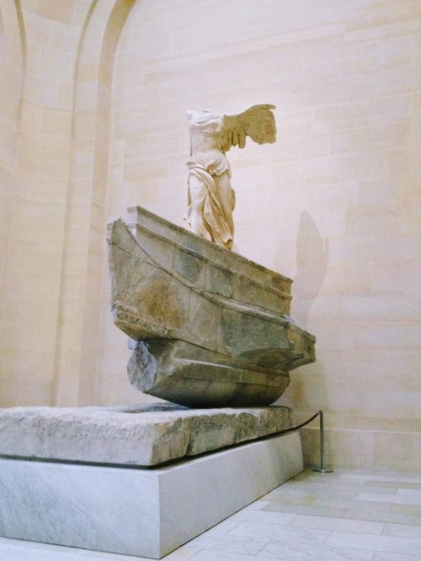 Venus di Milo statue in the Louvre, Paris
