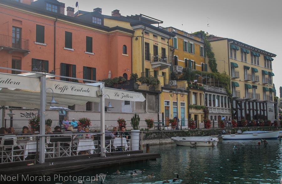 Pretty Lake Garda Towns - Peschiera del Garda