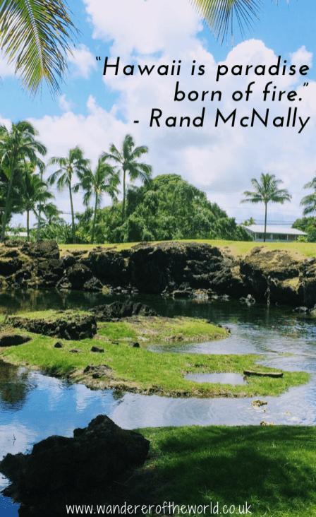 Quotes About Hawaii & Beautiful Hawaiian Proverbs