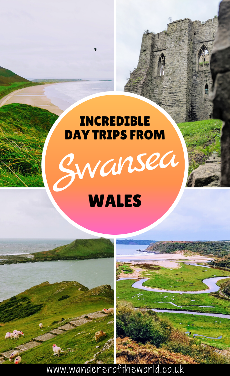 Day Trips From Swansea