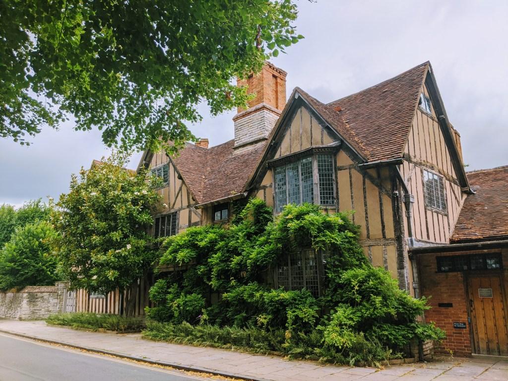 Hall's Croft in Stratford-upon-Avon