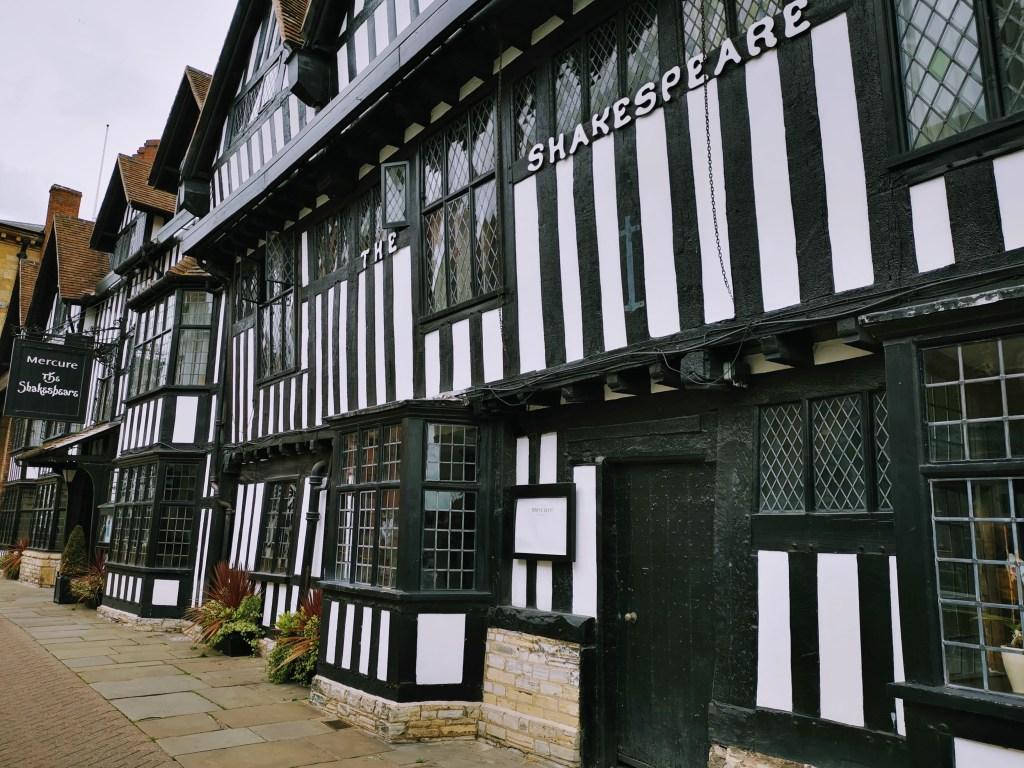 Shakespeare Hotel in Stratford-upon-Avon