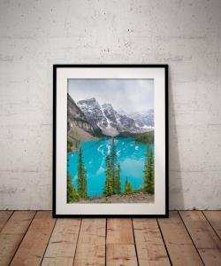 Travel Photo Print Couples