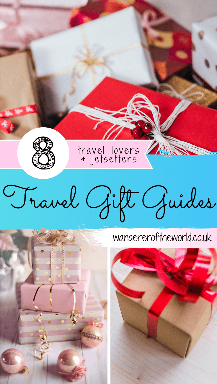 8 Travel Gift Guides To Help You Find The Perfect Gift