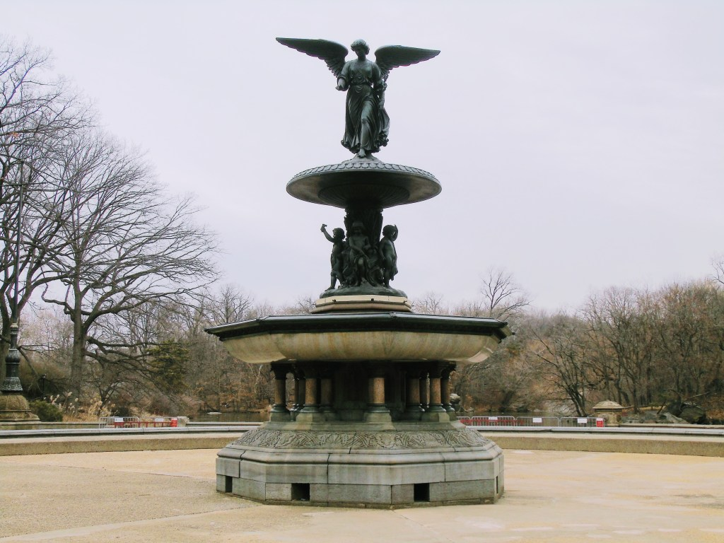 Dash & Lily Filming Locations: Bethesda Fountain