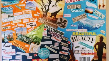 How To Create A Travel Vision Board