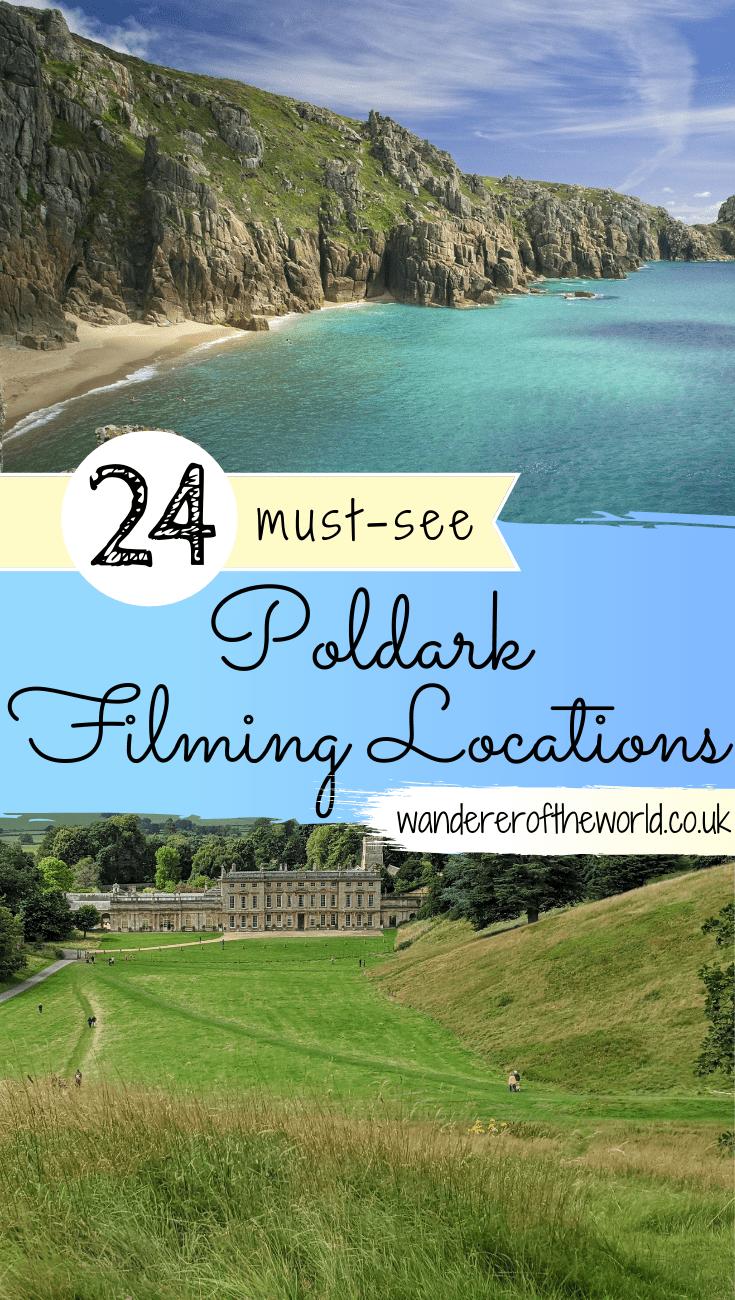 24 Must-See Poldark Filming Locations