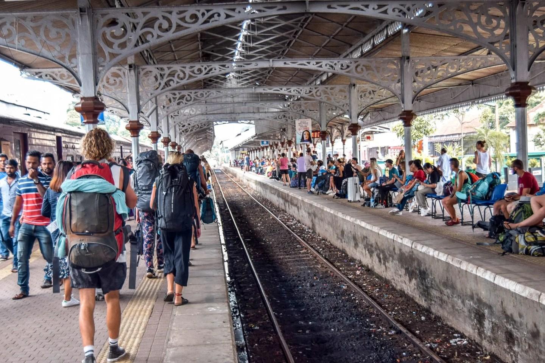 Wanderers & Warriors - Kandy To Ella Train Journey, Sri Lanka
