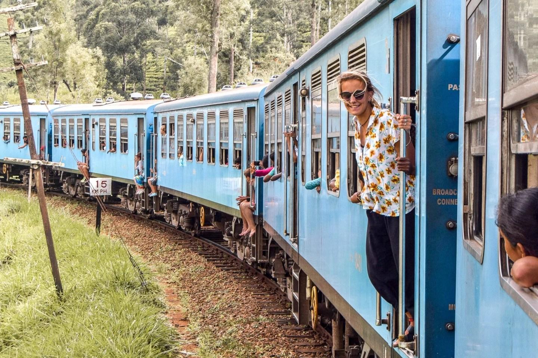 Kandy To Ella Train Journey Sri Lanka – The Ultimate Guide