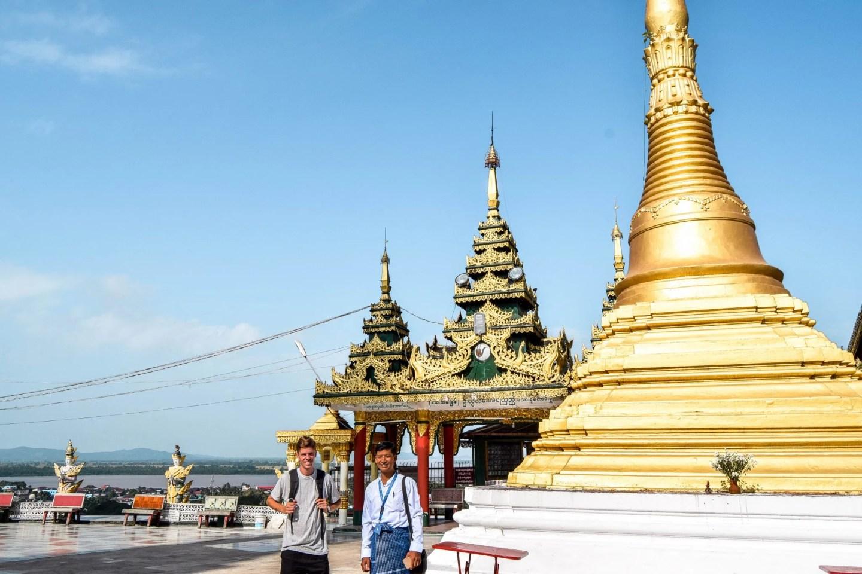 Wanderers & Warriors - Why To Visit Mawlamyine & Hpa An In Myanmar - Kyaik Than Lan Pagoda