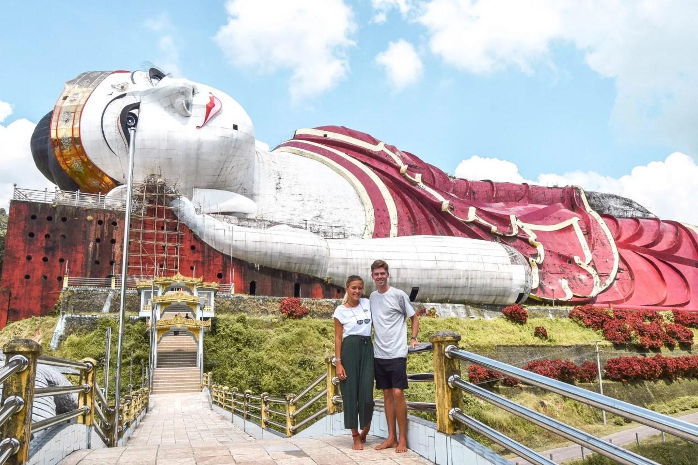 Wanderers & Warriors - Charlie & Lauren UK Travel Couple - Why To Visit Mawlamyine & Hpa An In Myanmar - Win Sein Tawya