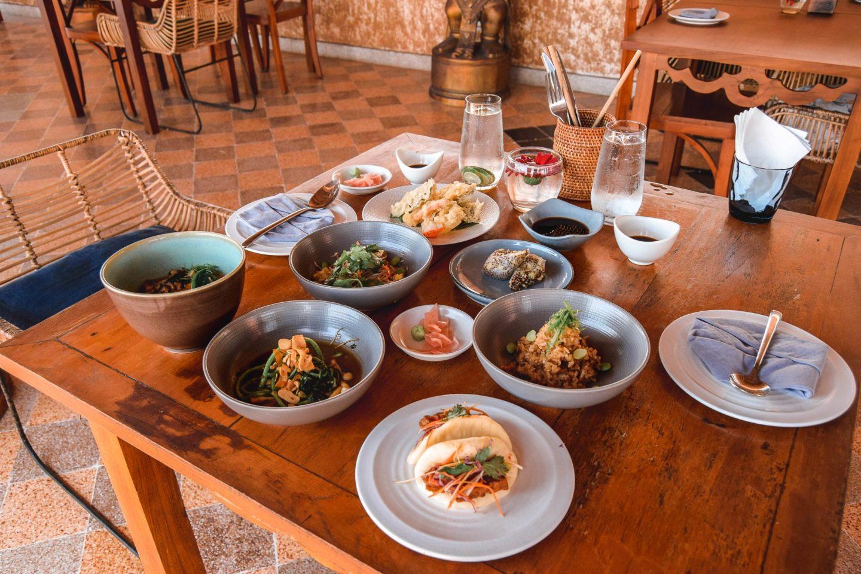 Wanderers & Warriors - Ji Restaurant Canggu Bali - Best Restaurants In Canggu Restaurants