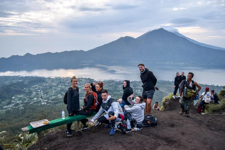 Wanderers & Warriors - Charlie & Lauren - Mount Batur Volcano Hike, Ubud, Bali