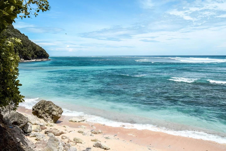 Wanderers & Warriors - Green Bowl Beach - Best Bali Beaches & Where To Find Them - best beach in bali - Uluwatu beaches