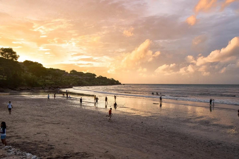 Wanderers & Warriors - Jimbaran Beach - Best Bali Beaches & Where To Find Them - best beach in bali - Uluwatu beaches