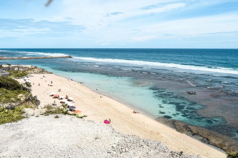 Wanderers & Warriors - Melasti Beach - Best Bali Beaches & Where To Find Them - best beach in bali - Uluwatu beaches