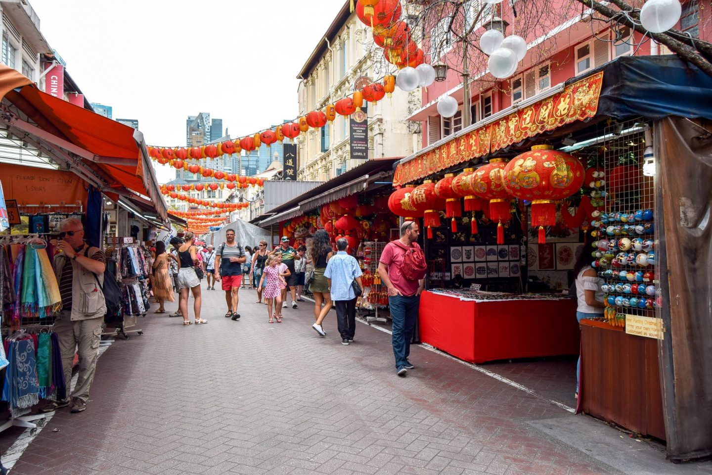 Wanderers & Warriors - Chinatown - Best Things To Do In Singapore