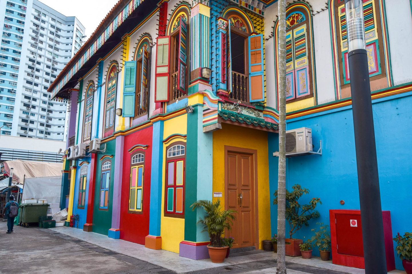 Wanderers & Warriors - Little India Colourful Houses - Best Things To Do In Singapore