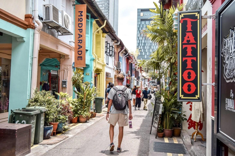 Haji Lane Singapore – A Tourist Guide