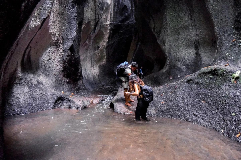 Wanderers & Warriors - Tukad Cepung Waterfall & It's Epic Rays Of Light - Bali Waterfalls - Best Waterfalls In Bali - Waterfalls Near Ubud - Famous Instagram Bali Locations
