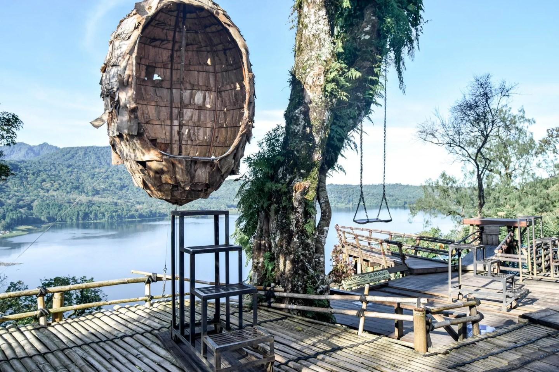 Wanderers & Warriors - Wanagiri Hidden Hills Bali Swing Bedugul