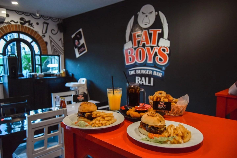 Wanderers & Warriors - Fatboy's Burger Bar Bali - Best Restaurants In Bali Food - Best Restaurants In Seminyak Bali - Best Restaurants In Bali Restaurants - Best Restaurants In Seminyak