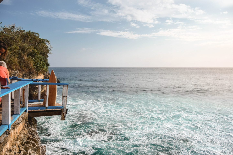 Wanderers & Warriors - Mahana Point Cliff Jump Nusa Ceningan Bali - Cliff Jumping Nusa Ceningan - Cliffs In Nusa Ceningan - Cliff Jumping Bali - things to do in nusa Lembongan - things to do in nusa ceningan - Nusa Islands