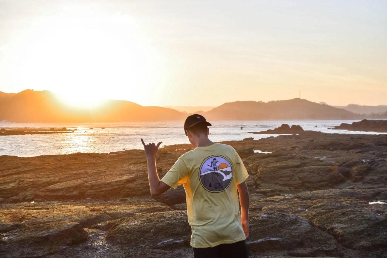 Wanderers & Warriors - Charlie & Lauren UK Travel Couple - Batu Payung Lombok
