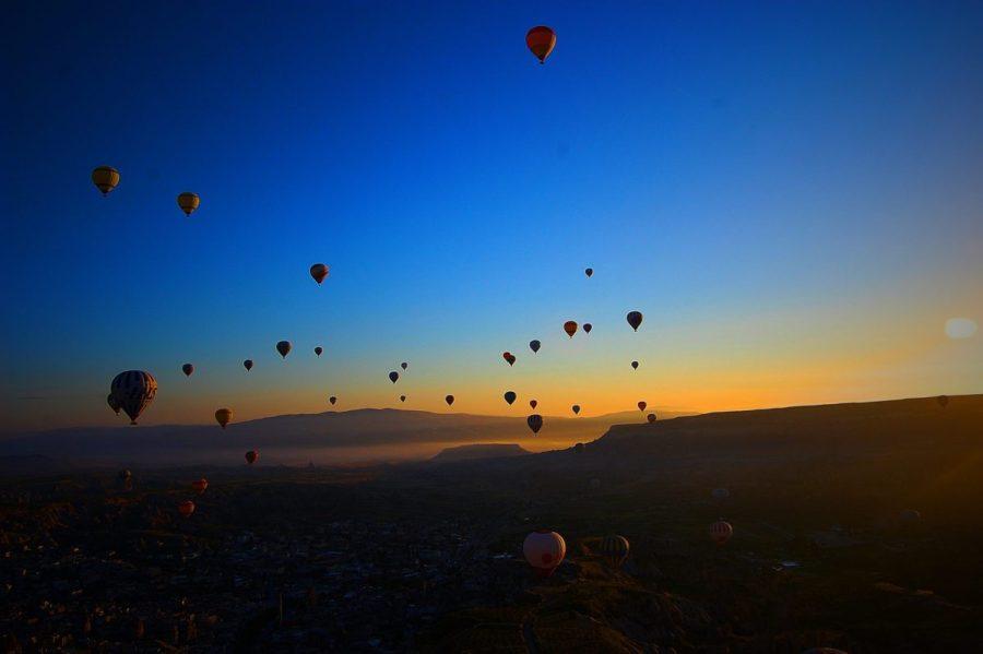 Cappadocia in english